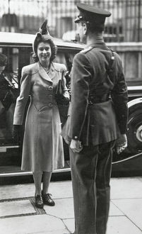 hrh princess elizabeth colonel c1948-49