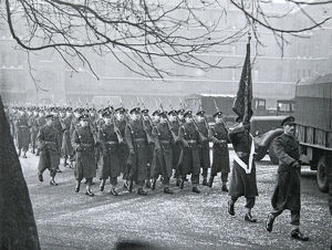 ist battalion chelsea barracks 24 january 1947