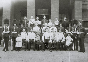 john stott top row third left physical training instrictor