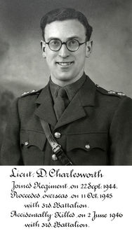lt d charlesworth