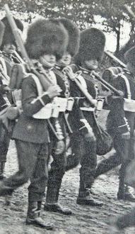 march 1909 pirbright recruits