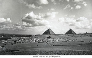 mena camp great pyramids
