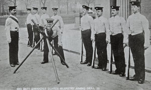musketry aiming drill