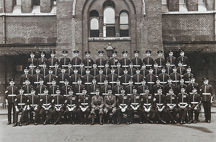 1920s/no 2 coy 3rd battalion pole watts chelsea baracks