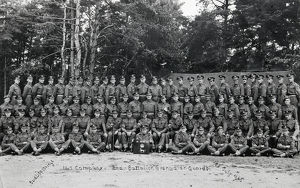 no.1 company 2nd battalion boidlippspringe 22 july