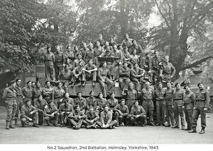 no.2 squadron 2nd battalion helmsley yorkshire
