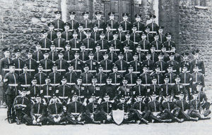 no.3 coy 2nd battalion tower of london 6 august