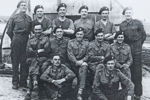 no.3 sqn 4th (tank) battalion codford 1943 tom bray
