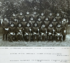 officers 3rd battalion pakenham bromley-davenport