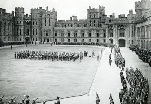 parade windsor castle