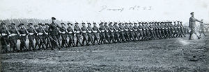 royal review 1935 no.4 coy