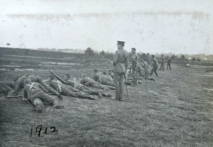 shooting competition aldershot 1912