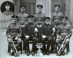 shooting team cup wellington barracks