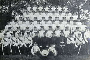 !st battalion august 1909 no 7 coy