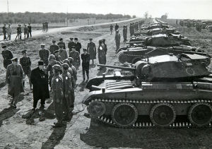 tanks inspection churchill