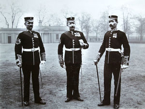 a thomas skiodmore acramen wellington barracks