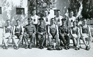 tripoli 1946 boxing team