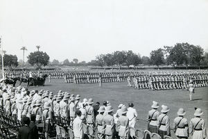 trooping the colours egypt 1935