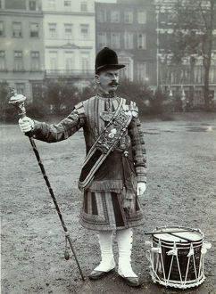 w sinclair wellington barracks 1903