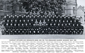 warrant officers and sergeants mess 3rd. battalion