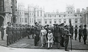 windsor 1942 hm queen elizabeth hrh princes elizabeth
