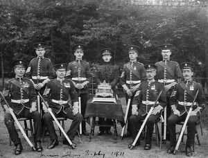 winners dewar trophy 1911