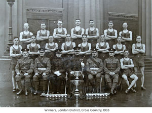 winners london district cross country 1933